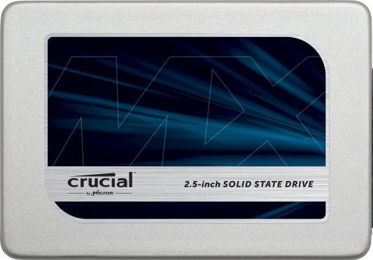 "SSD Твердотельный накопитель 2.5"" 2Tb Crucial MX300 Read 530Mb/s Write 510Mb/s SATAIII CT2050MX300SSD1"