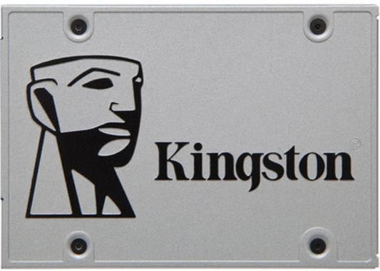 "SSD Твердотельный накопитель 2.5"" 960 Gb Kingston SSDNow UV400 Read 540Mb/s Write 500Mb/s SATA III SUV400S3B7A/960G"
