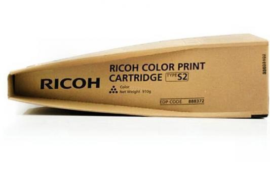 Тонер Ricoh S2 для Ricoh Aficio 3260C Ricoh Aficio C5560 желтый 888373 ricoh 841587