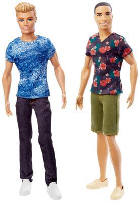 Кукла Mattel Barbie Кен из серии Игра с модой в ассортименте
