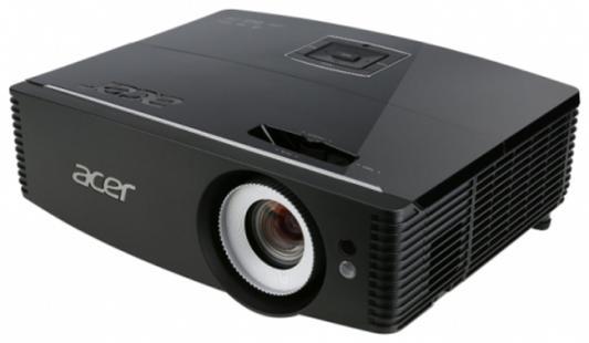 Проектор Acer P6600 1920x1200 5000 люмен 20000:1 черный matsushita panasonic pt bw535nc проектор управление проектором разрешение 800p hd 5000 люмен беспроводной проектор 1 6x зум