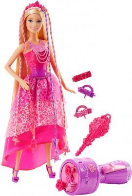 Кукла Mattel Barbie Принцесса с волшебными волосами
