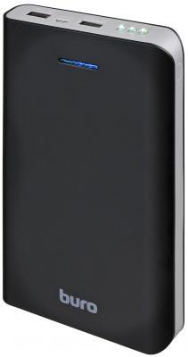 Портативное зарядное устройство Buro RA-25000 25000мАч черный/серый портативное зарядное устройство buro rc 7500a b 7500мач черный