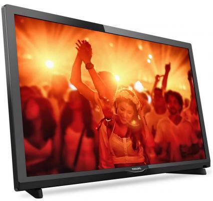 Телевизор Philips 22PFT4031/60 черный