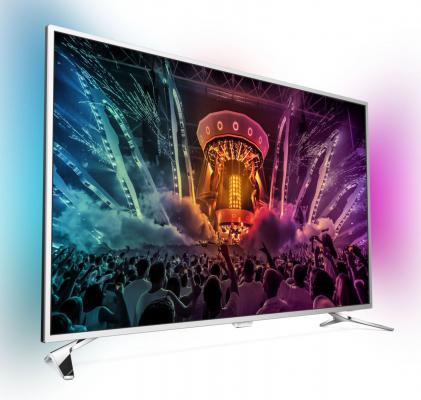 Телевизор Philips 65PUS6521/60 серебристый