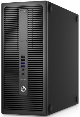 Системный блок HP 800 ED TWR i5-4590 3.3GHz 8Gb 500Gb HD 4600 DVD-RW DOS клавиатура мышь черный L8J25ES