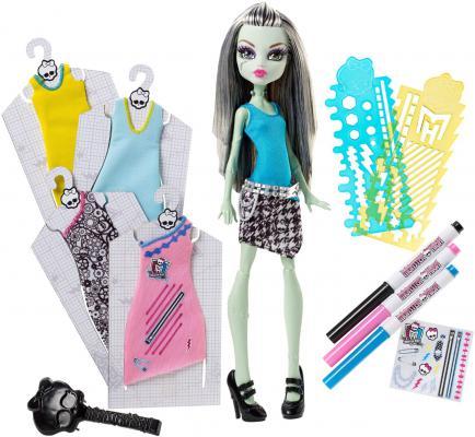 Кукла Monster High Стильная Фрэнки 27 см DNM27