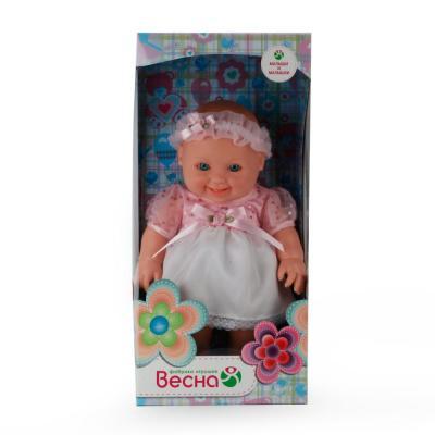 Кукла Весна Малышка 10 девочка 30 см В2192 кукла весна малышка 11 девочка 30 см в2193