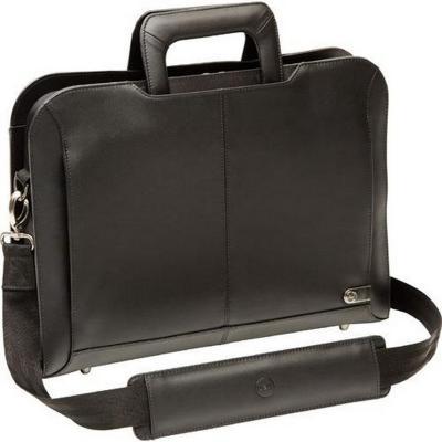 Сумка для ноутбука 13.3 DELL 460-BBMZ кожа черный