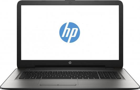 """Ноутбук HP 17-y019ur 17.3"""" 1600x900 AMD E-E2-7110 X7G76EA"""