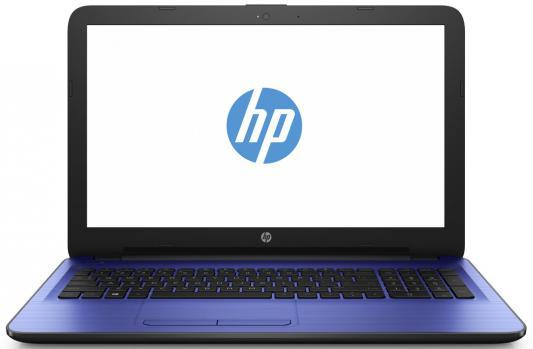 """Ноутбук HP 15-ba098ur 15.6"""" 1366x768 AMD E-E2-7110 X7G73EA"""