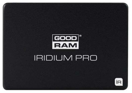 "SSD Твердотельный накопитель 2.5"" 480Gb Goodram Iridium PRO Read 560Mb/s Write 530Mb/s SATAIII SSDPR-IRIDPRO-480"
