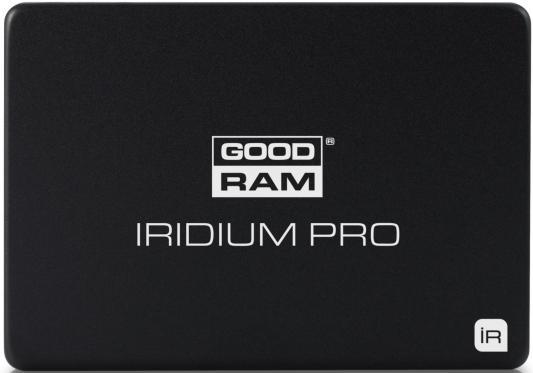 "SSD Твердотельный накопитель 2.5"" 120Gb Goodram Iridium PRO Read 560Mb/s Write 350Mb/s SATAIII SSDPR-IRIDPRO-120"
