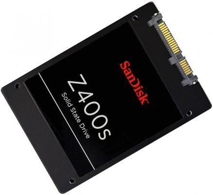 SSD Твердотельный накопитель M.2 128Gb SanDisk Z400s Read 546Mb/s Write 182Mb/s SATAIII SD8SNAT-128G-1122