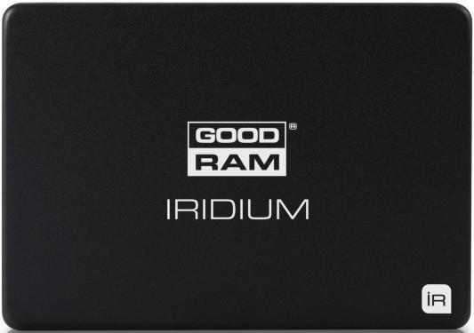 "SSD Твердотельный накопитель 2.5"" 120Gb Goodram Iridium Read 560Mb/s Write 160Mb/s SATAIII SSDPR-IRID-120"
