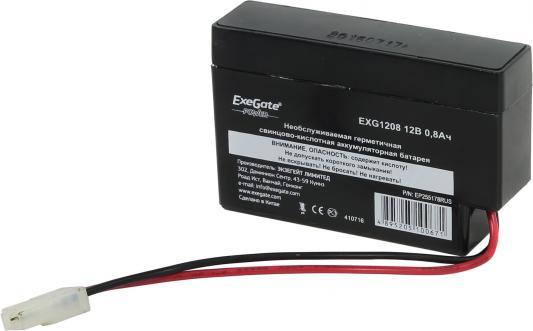 ������� Exegate 12V 0.8Ah EXG1208 EP255178RUS
