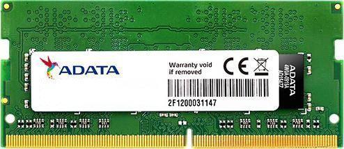 Оперативная память для ноутбуков SO-DDR4 4Gb PC17000 2133MHz A-Data AD4S2133W4G15-R