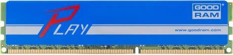 Оперативная память 4Gb PC3-15000 1866MHz DDR3 DIMM GoodRAM CL9 GYB1866D364L9AS/4G