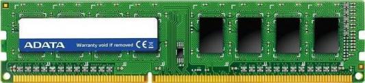 Оперативная память 4Gb PC4-19200 2400MHz DDR4 DIMM A-Data CL17 AD4U2400W4G17-R