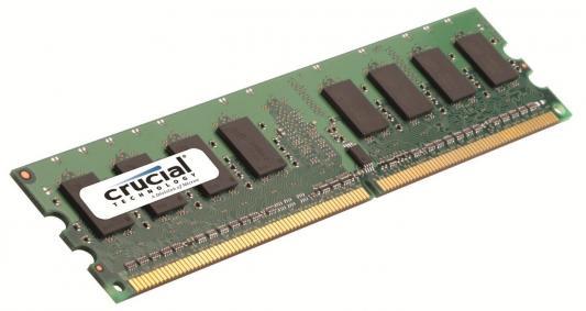 Оперативная память 2Gb PC2-6400 800MHz DDR2 DIMM Crucial CT25664AA800