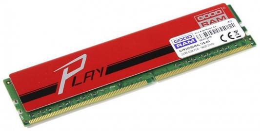 Оперативная память 4Gb PC4-19200 2400MHz DDR4 DIMM GoodRAM CL15 GYR2400D464L15S/4G