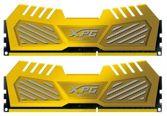 Оперативная память 8Gb (2x4Gb) PC3-14900 1866MHz DDR3 DIMM A-Data CL10 AX3U1866W4G10-DGV