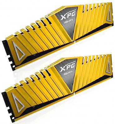 Оперативная память 8Gb (2x4Gb) PC4-25600 3200MHz DDR4 DIMM A-Data CL16 AX4U3200W4G16-DGZ