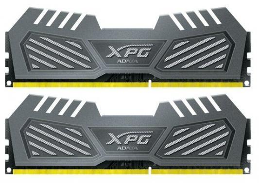 ����������� ������ 8Gb (2x4Gb) PC3-14900 1866MHz DDR3 DIMM A-Data CL10 AX3U1866W4G10-DMV
