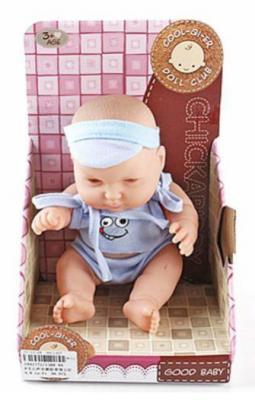 Пупс Shantou Gepai 1388-8A 19 см со звуком
