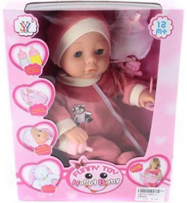 Пупс Shantou Gepai Happy baby с аксессуарами