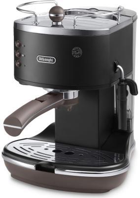 Кофеварка DeLonghi ECOV311.BK черный кофемашина delonghi ecam 45 760 w белый