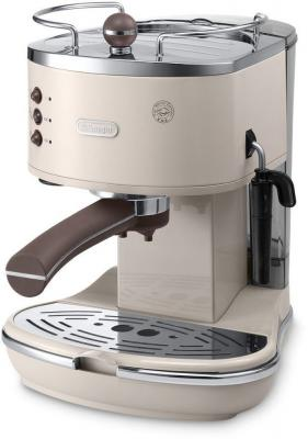 Кофеварка DeLonghi ECOV311.BG бежевый
