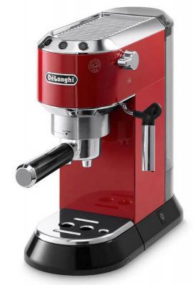 Кофеварка DeLonghi EC680.R красный кофеварка эспрессо delonghi ecp33 21 r 1100вт красный