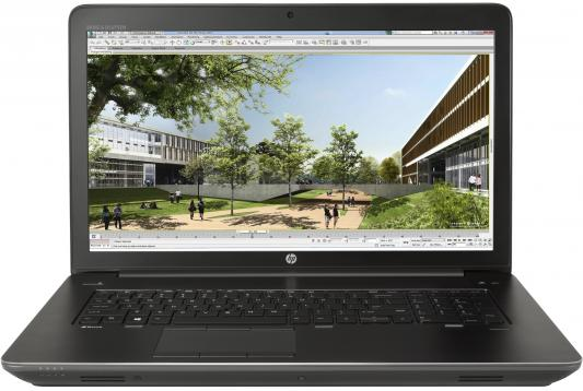 Ноутбук HP Zbook 17 G3 17.3 1920x1080 Intel Xeon-E3-1535M v5 ноутбук hp zbook 15 g3 y6j59ea y6j59ea