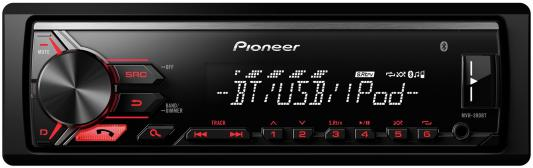 Автомагнитола Pioneer MVH-390BT - фото 11