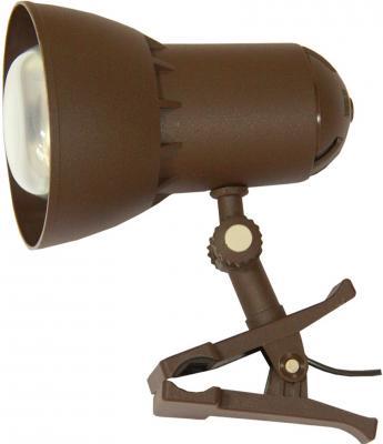Настольная лампа Трансвит Nadezhda1mini 40Вт коричневый настольная лампа трансвит сириус с16с silver