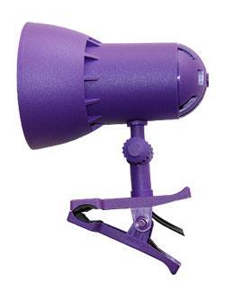 Настольная лампа Трансвит Nadezhda1mini 40Вт фиолетовый