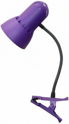 Настольная лампа Трансвит Nadezhda 40Вт фиолетовый настольная лампа трансвит сириус с16с silver