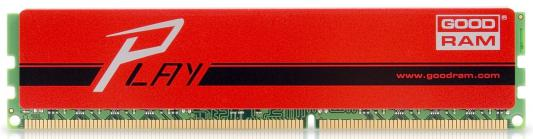 Оперативная память 8Gb PC4-19200 2400MHz DDR4 DIMM GoodRAM CL15 GYR2400D464L15/8G