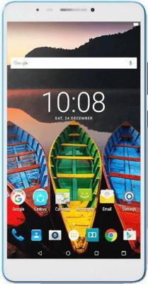 Планшет Lenovo Tab 3 Plus TB-7703X 7 16Gb белый Wi-Fi 3G Bluetooth LTE Android ZA1K0028RU в киеве планшет lenovo ideatab a3000 3g 16gb 59366238 white