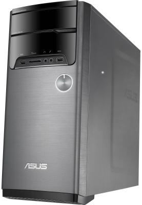Системный блок ASUS M32CD-RU025T MT i3-6100 3.7GHz 4Gb 1Tb GT740-4Gb DVD-RW Win10 клавиатура мышь черный 90PD01J8-M09120