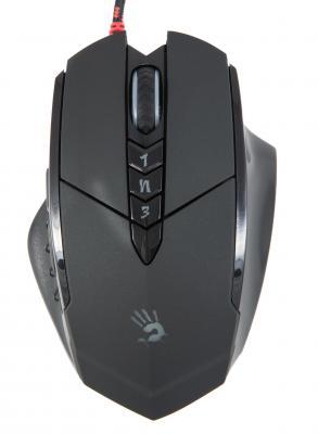 лучшая цена Мышь проводная A4TECH Bloody V7M71 чёрный USB