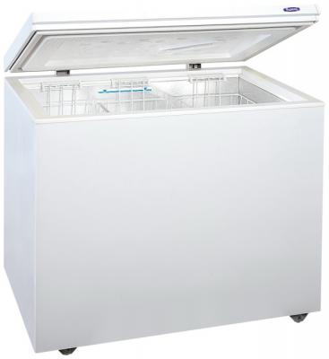 Морозильный ларь Бирюса 260K белый