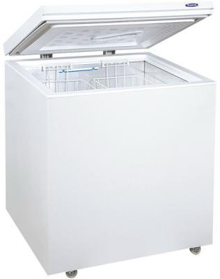 Морозильный ларь Бирюса 200K белый