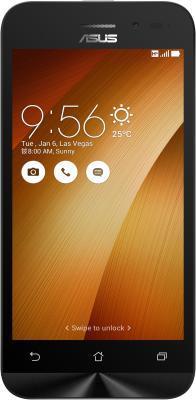"""Смартфон ASUS Zenfone Go ZB450KL золотистый 4.5"""" 8 Гб LTE Wi-Fi GPS 3G 90AX0095-M00210"""