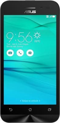 "Смартфон ASUS Zenfone Go ZB450KL белый 4.5"" 8 Гб LTE Wi-Fi GPS 3G 90AX0092-M00370"