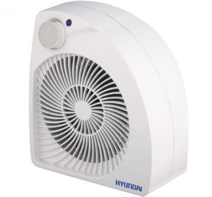 Тепловентилятор Hyundai H-FH5-20-U9201 2000 Вт термостат вентилятор белый