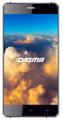 """Смартфон Digma VOX S503 4G черный серый 5"""" 16 Гб LTE Wi-Fi GPS 3G VS5008ML"""