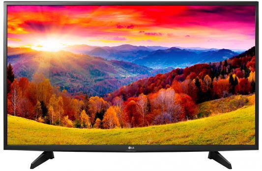 Телевизор LG 43LH570V черный