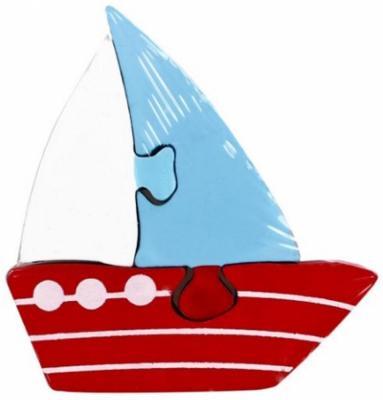 "Пазл Mapacha ""Кораблик"" 3 элемента"